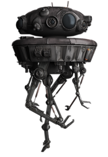 Viper Series Probe Droid