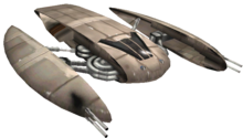 Scarab-Class Starfighter