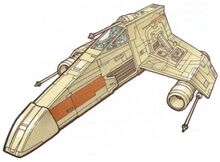 E-Wing Starfighter, Type B