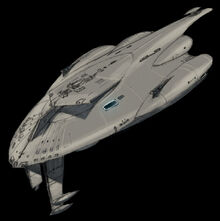 ShaShore-Class Frigate