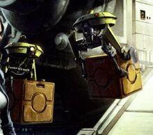 HV-7 Loading Droid