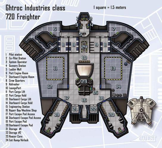 Ghtroc Industries 720 Freighter 2