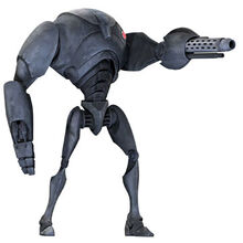 B2 super battle droid commander