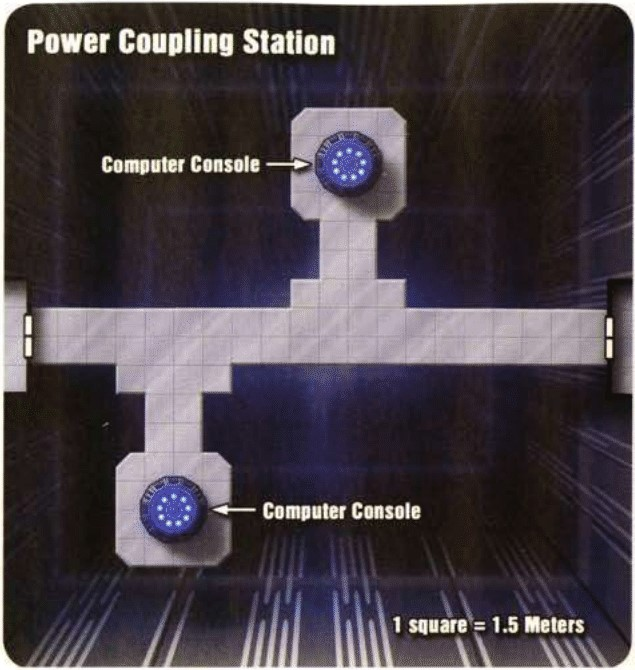 Coupling Station
