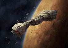 Neutron Star-Class Bulk Cruiser