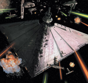 Imperious-Class Star Destroyer