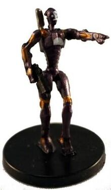 BX-Series Droid Commando Captain