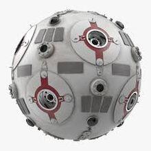BCA-11X Lightsaber Practice Droid