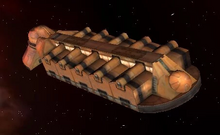 Trade Federation Cargo Freighter