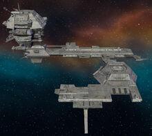 Cardan III-Class Space Station