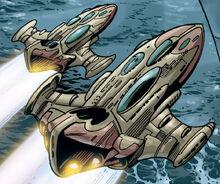 Kantrey-Class Amphibious Starfighter