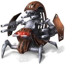 Droideka Mk II Destroyer Droid