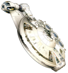 Corellian YT-2400 Transport