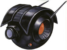Roving Eye Observation Droid
