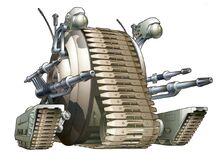 Persuader-Class Enforcer Tank