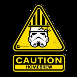 Homebrew Warning