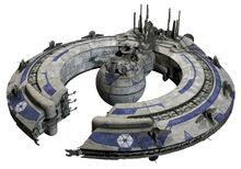 Lucrehulk-Class Destroyer