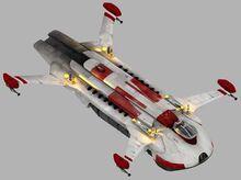 F-143 Firespeeder