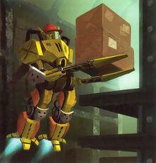 XLT-014 Labor Droid