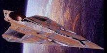 Delta-6 Stratosprite Interceptor
