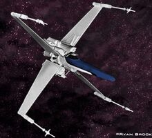 Relay Starfighter