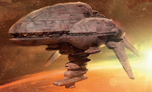 Rebel Assault Frigate Mk II