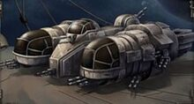 Pelagia Duplex Command Assault Gunship