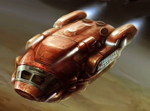 578-R space transport EotEGMK