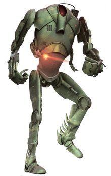 B3-Series Ultra Battle Droid