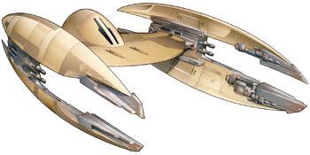 Vulture Droid Starfighter