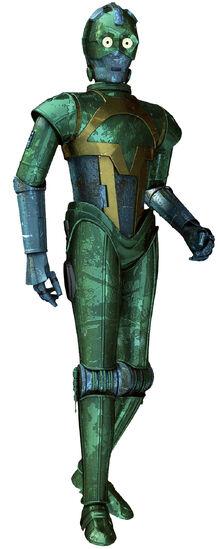 BL-Series Legionnaire Droid