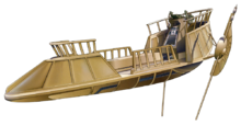 Bantha-II Cargo Skiff