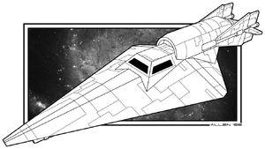Cord-Class Starfighter