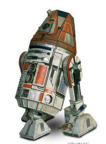 R4-Series Astromech Droid