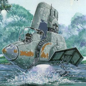 Teroch-Type Fast Attack Gunship