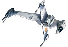 Slayn & Korpil B-Wing Starfighter