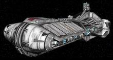 Corellian Pelta-Class Frigate
