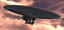 Penumbra-Class Attack Shuttle