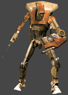 B1-A Air Battle Droid