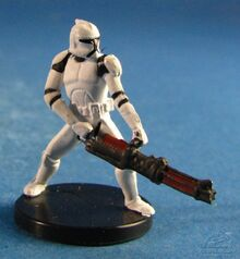 Clone Trooper with Repeating Blaster