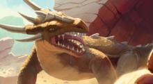 Canyon Krayt Dragon