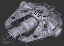 Corellian YT-2000 Transport