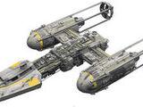 Y-Wing Starfighter