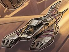 Phoebos-Class Starfighter