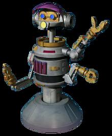 RX-Series Pilot Droid