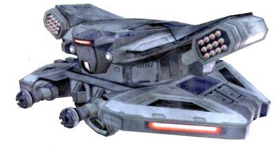 Protodeka Tank Droid