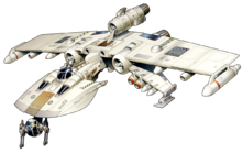 K-Wing Assault Starfighter