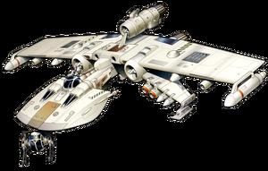 K-Wing Assault Starfighter