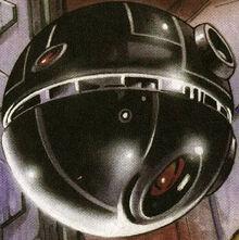 BL-39 Interrogator Droid