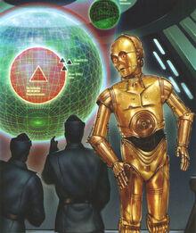 Imperial Espionage Droid